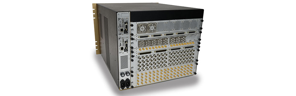 G2T1600 modular analog and digital systems G2T