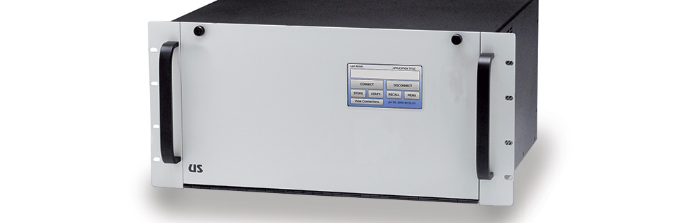 S64530 digital rs530 switching DCE and DTE matrix system