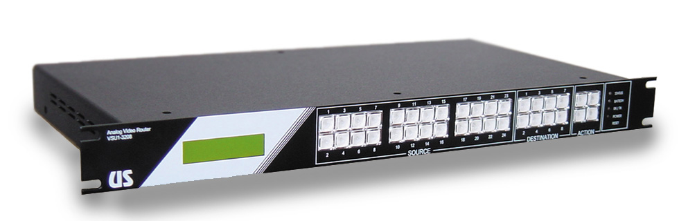 VSU1 video switch matrix router
